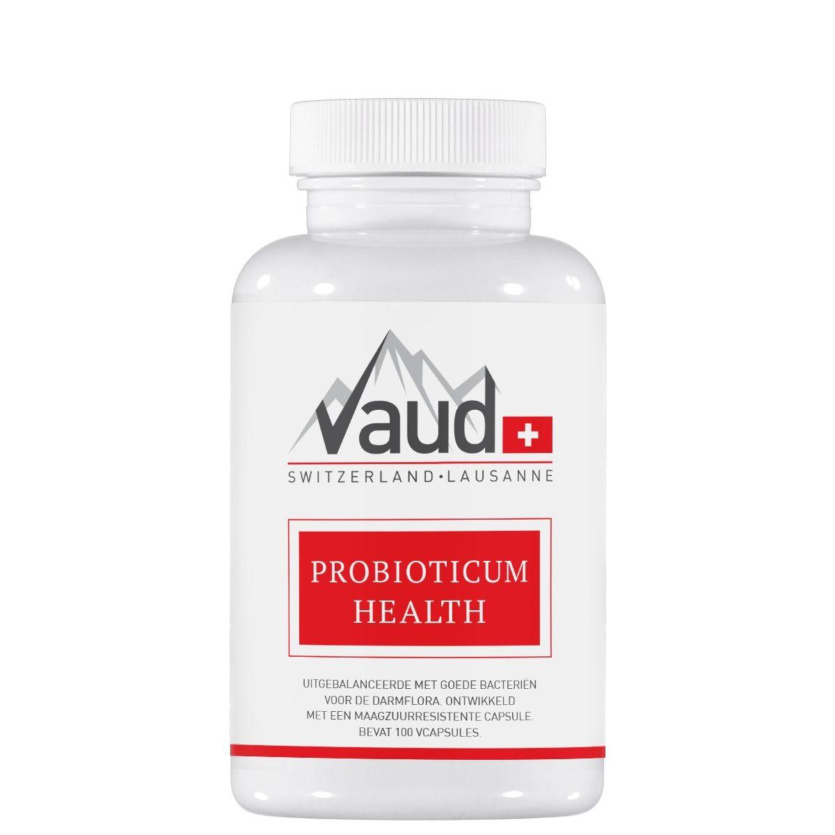 Probioticum health voor de darmflora