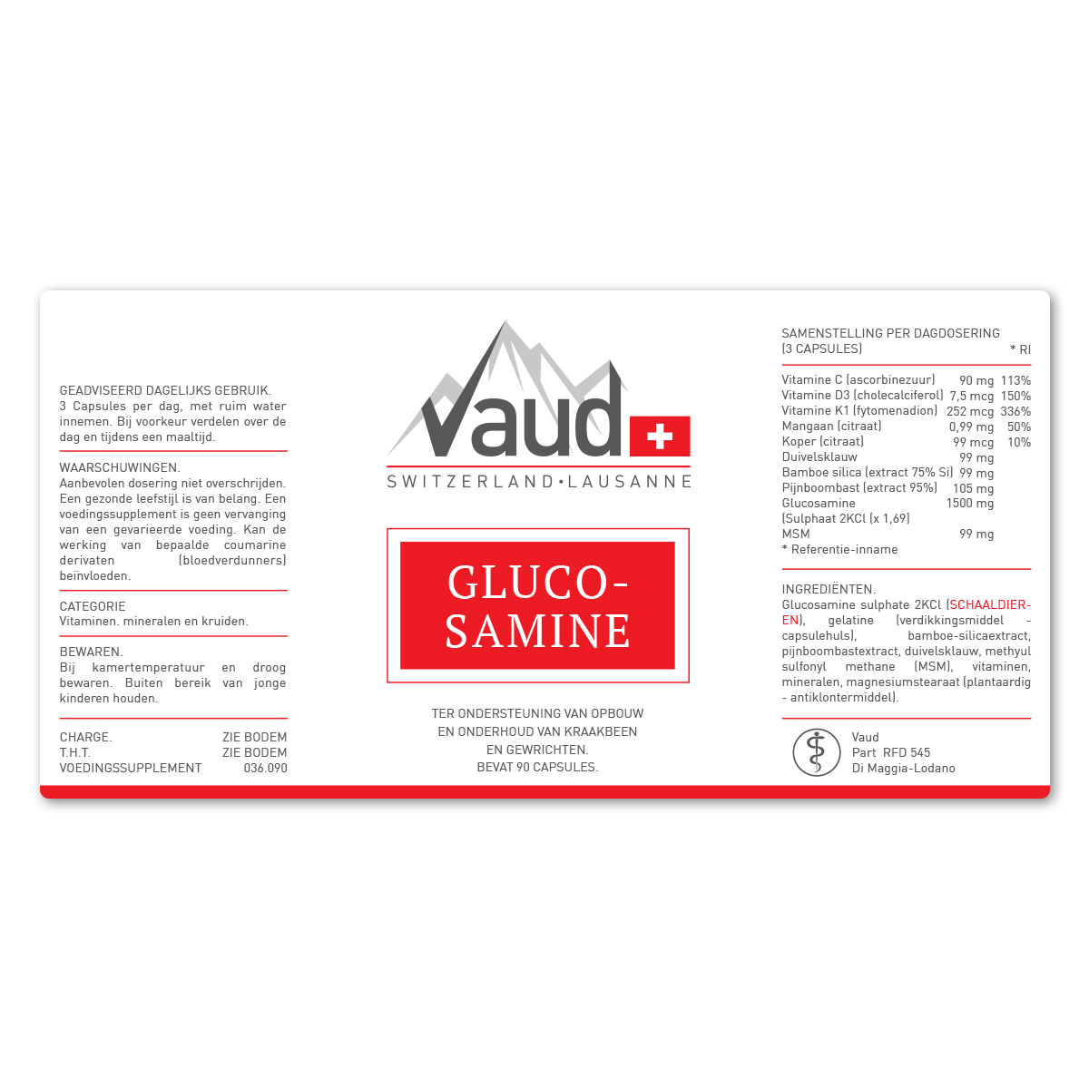 glucosamine-vaud