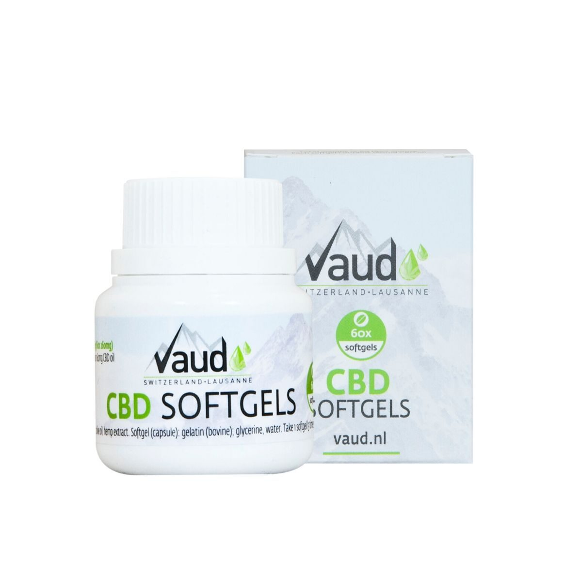 CBD-softgels