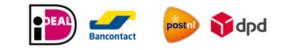 Betaalmogelijkheden - Bezorgdiensten