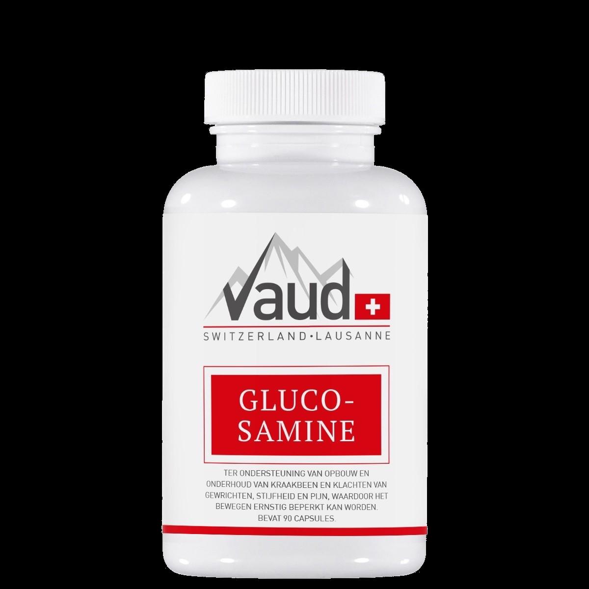 glucosamine wederopbouw van kraakbeen