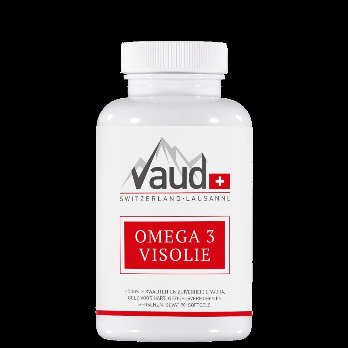 Omega3/Visolie voor een normale hartfunctie