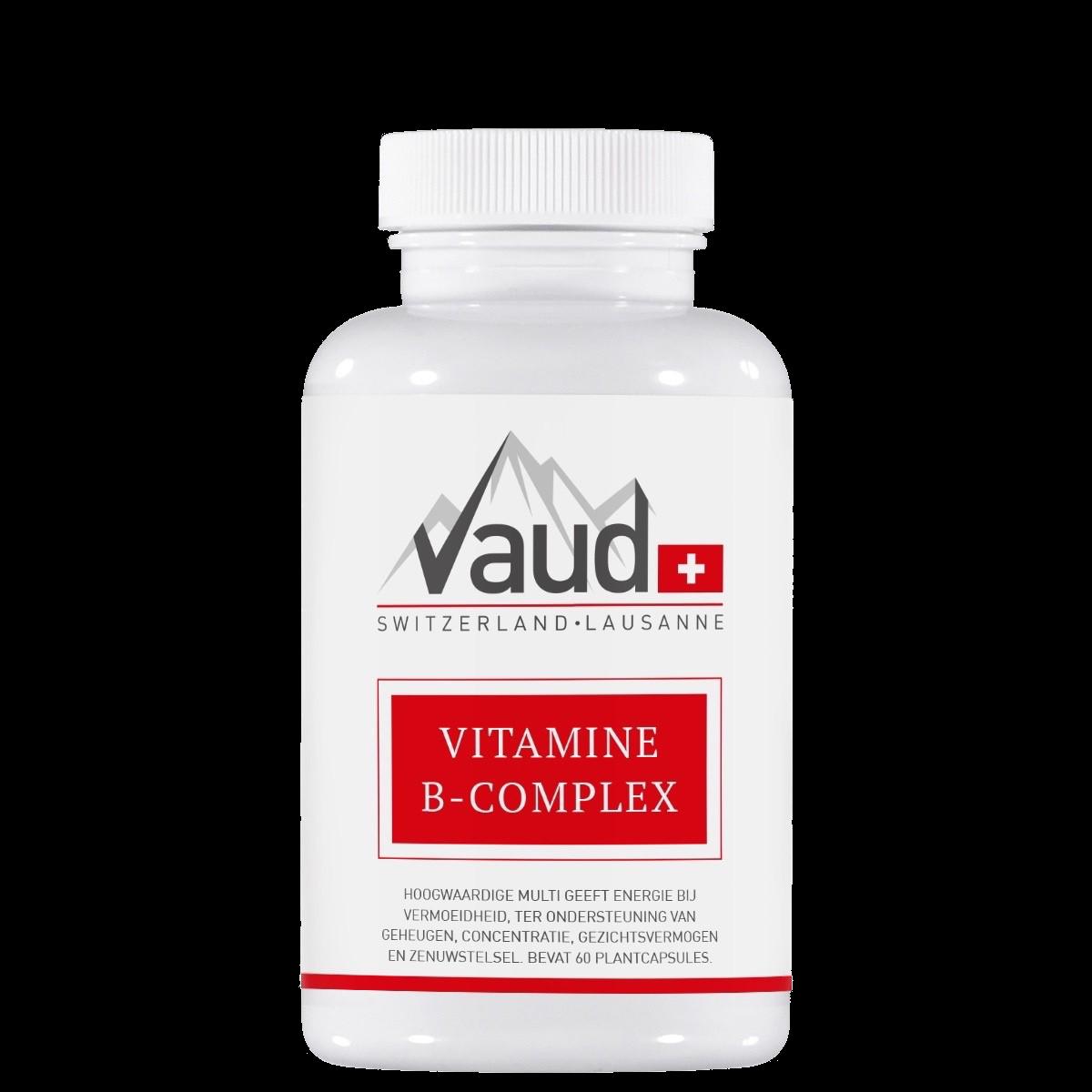 alle Vitamines b in één supplement