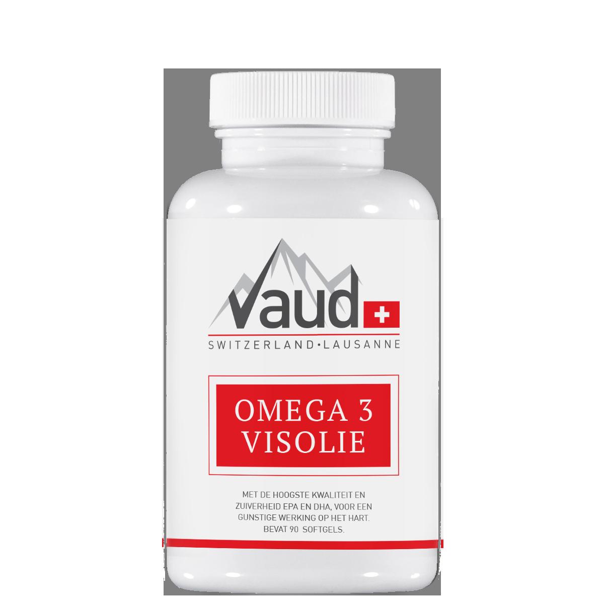Omega 3 Visolie voor het hart