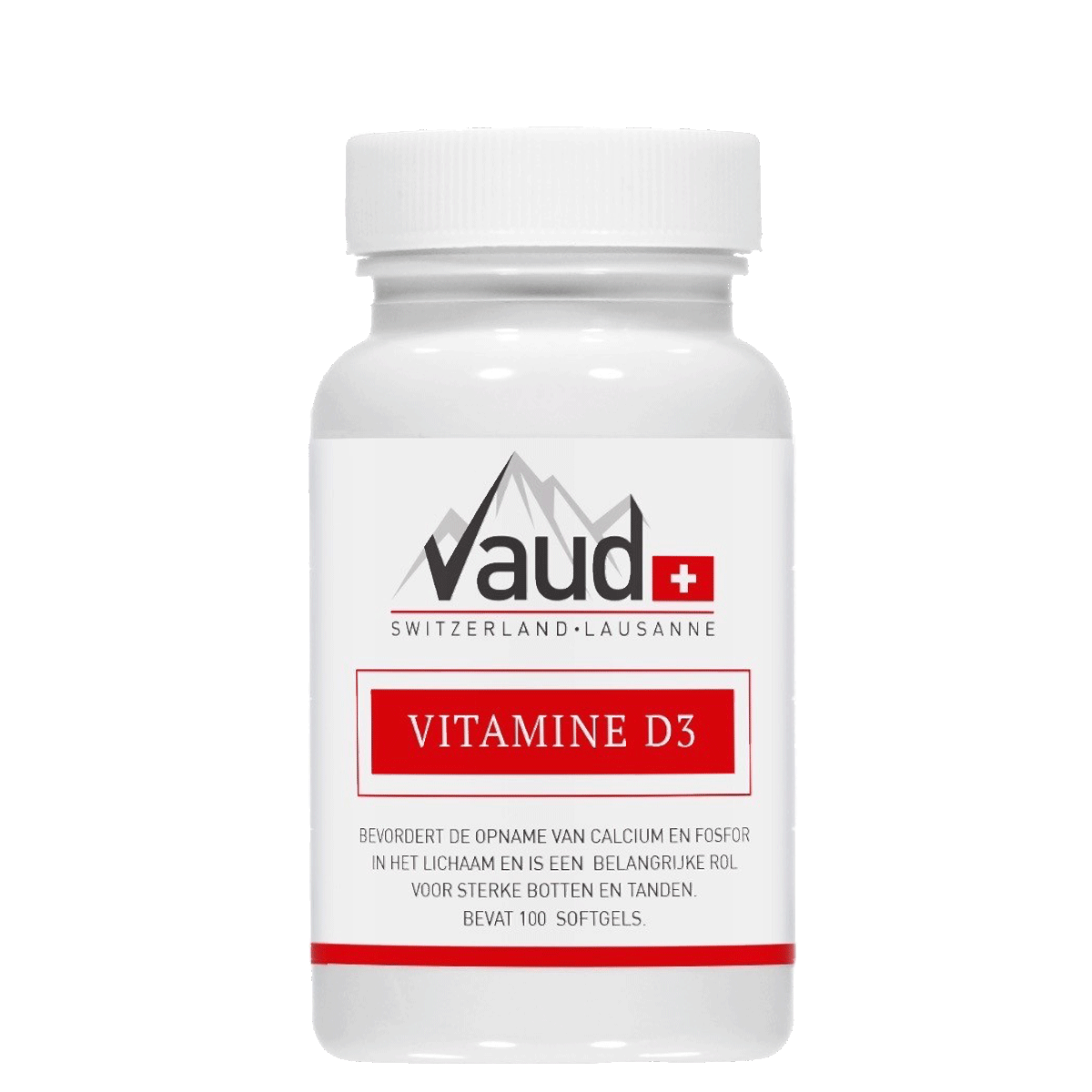 Vitamine D3 sterke botten en tanden