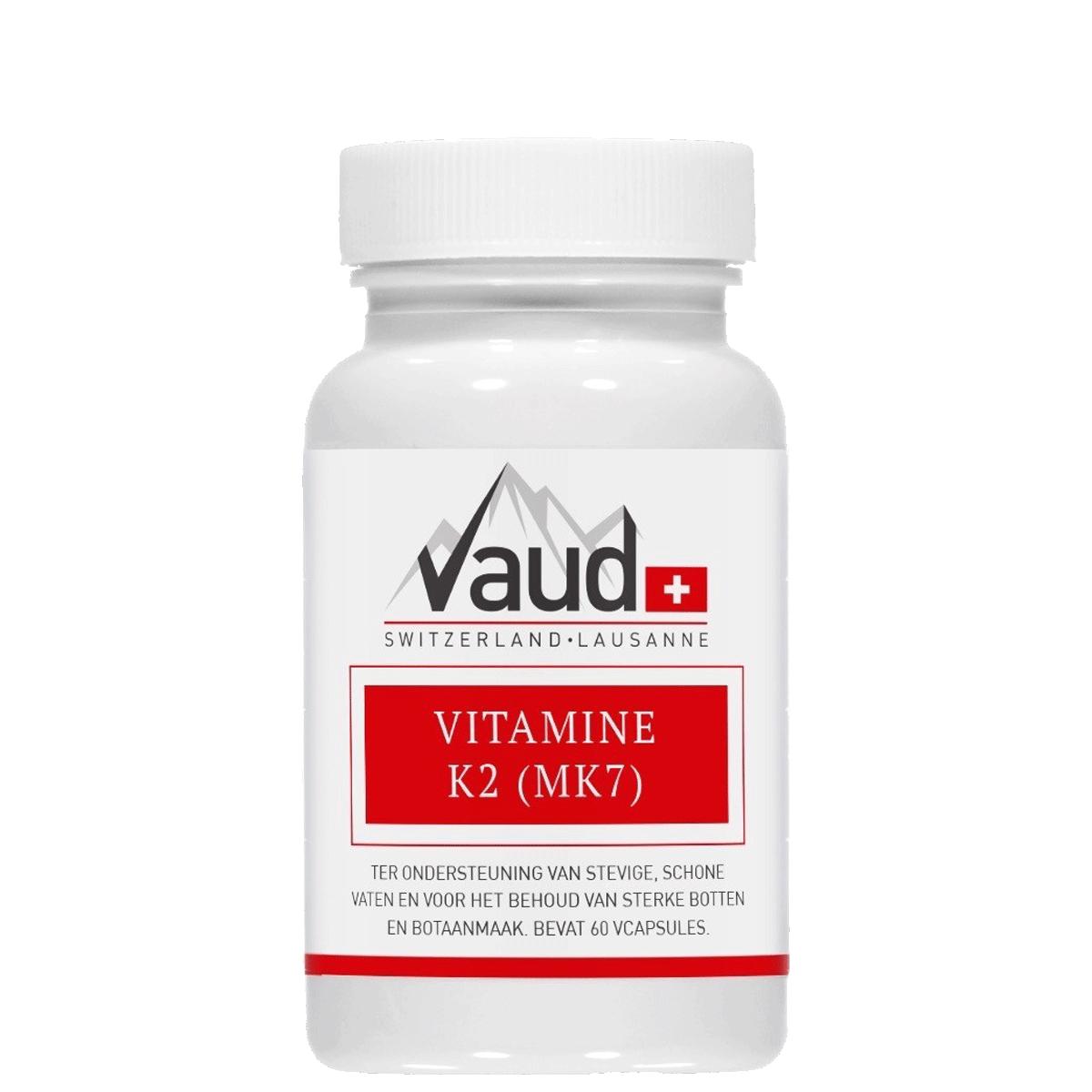 Vitamine K2 waarvoor?