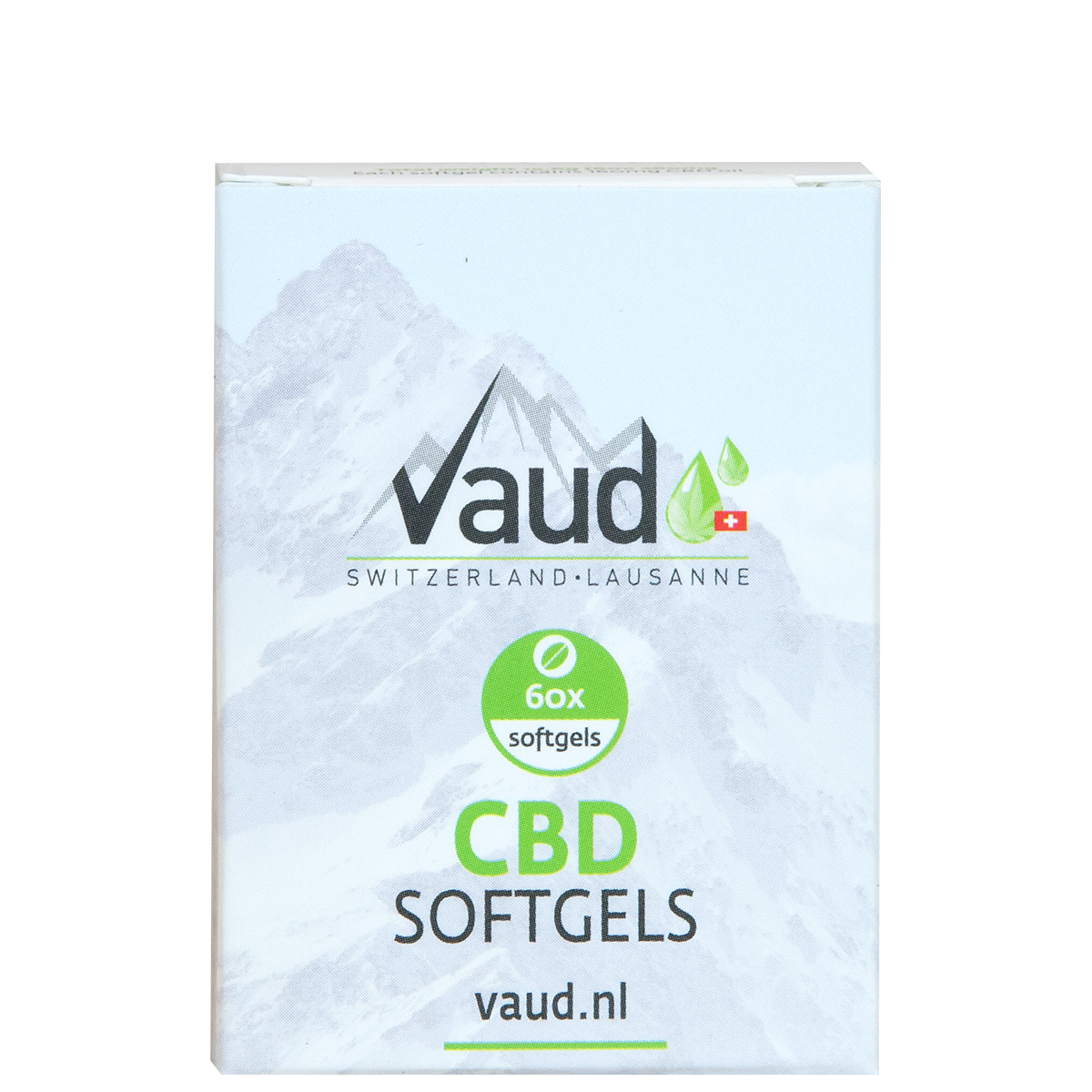 CBD softgels (4%)