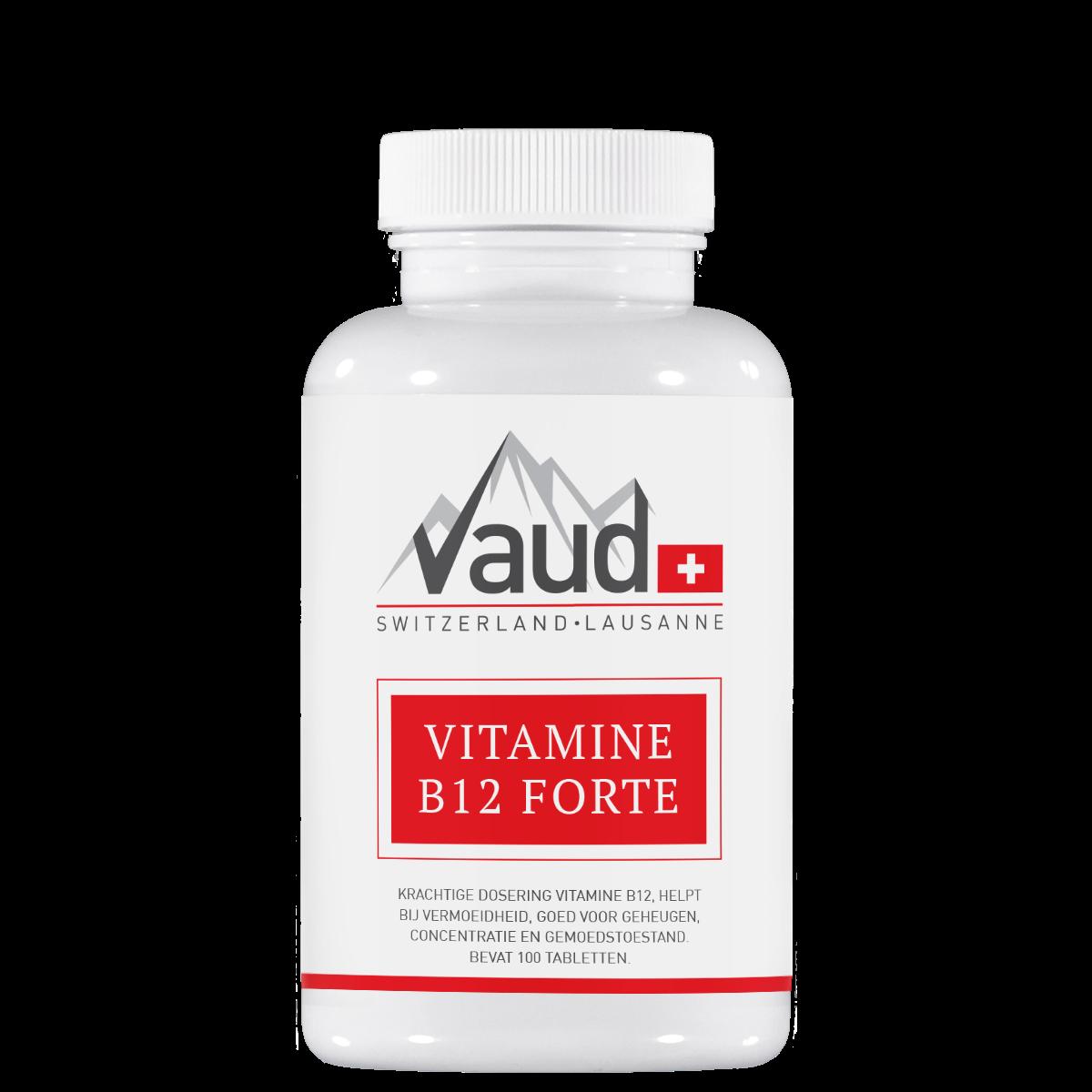 Vitamine b12 aanmaken rode bloedcellen