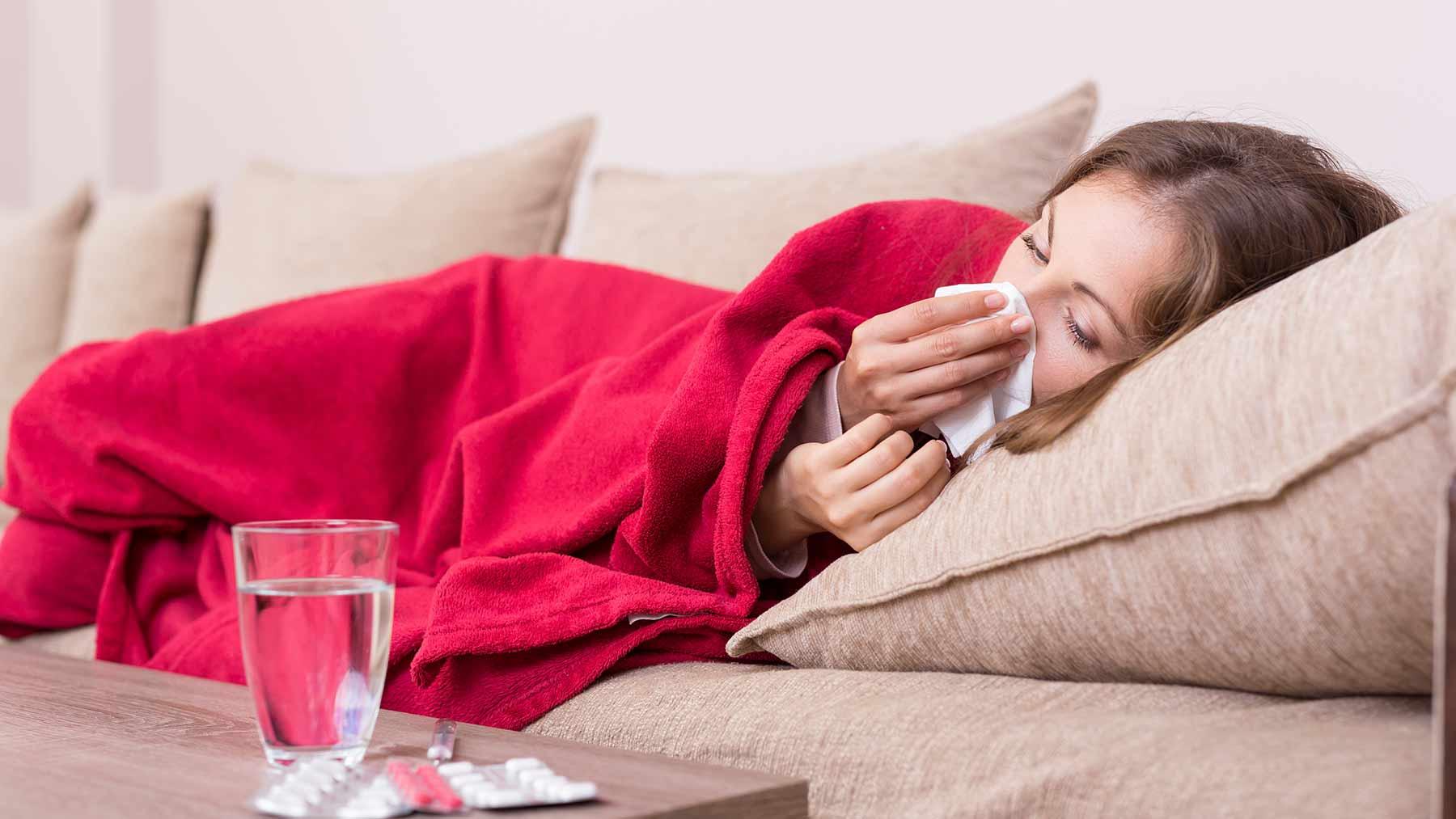 Lagere weerstand: hoe voorkomt u de griep?