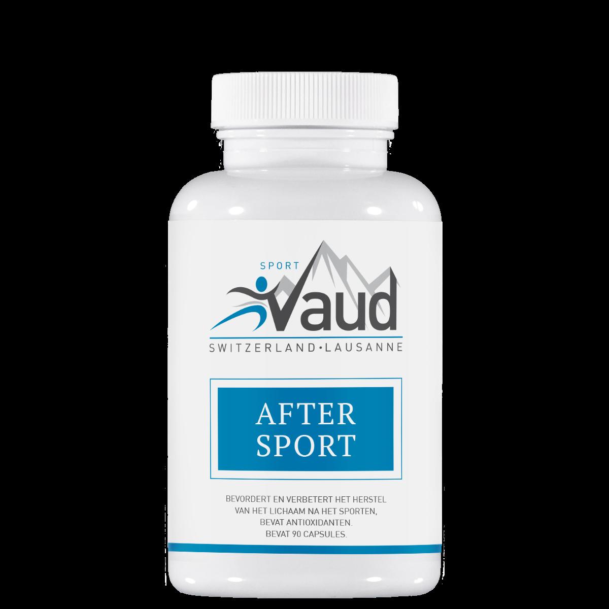 Supplement na het sporten