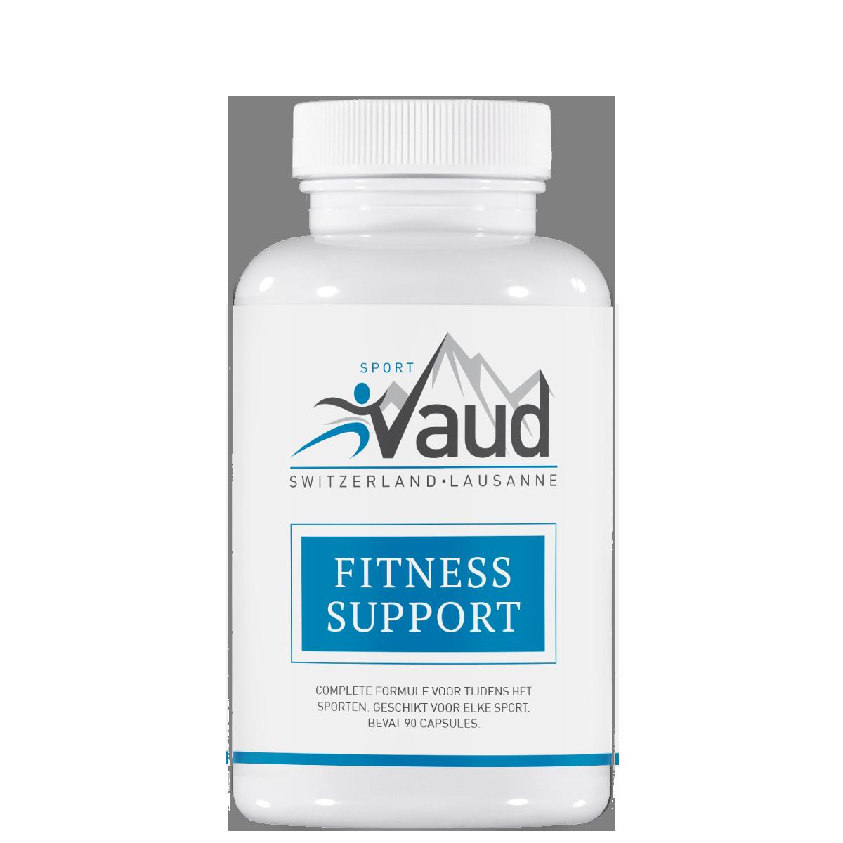 supplement voor tijdens het sporten