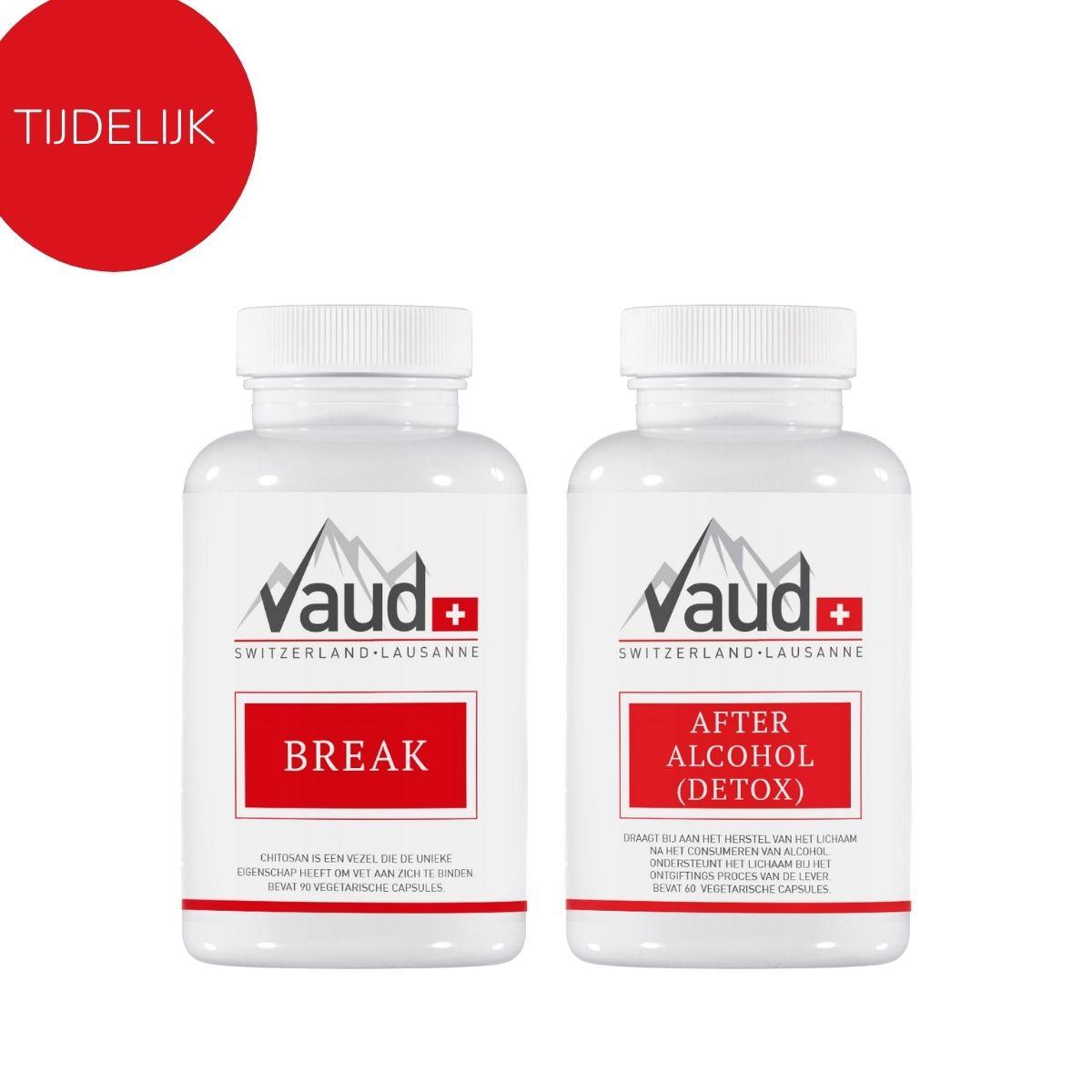 Vaud combinatie_ Break + After Alcohol (Detox)