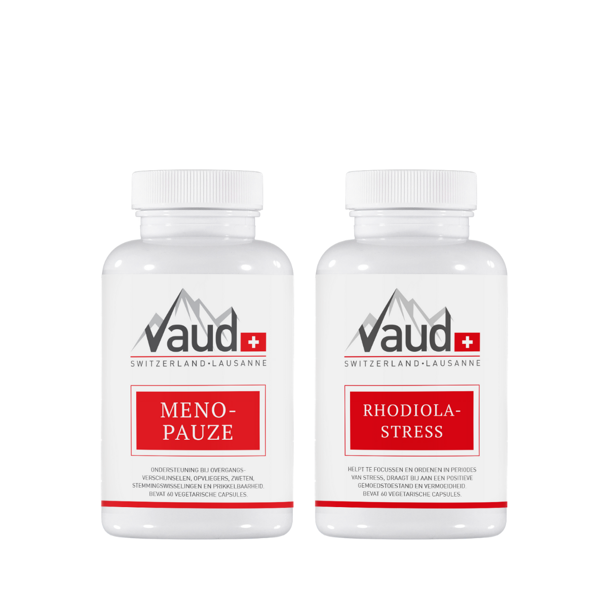 Menopauze + rhodiola-stressMenopauze + rhodiola-stress