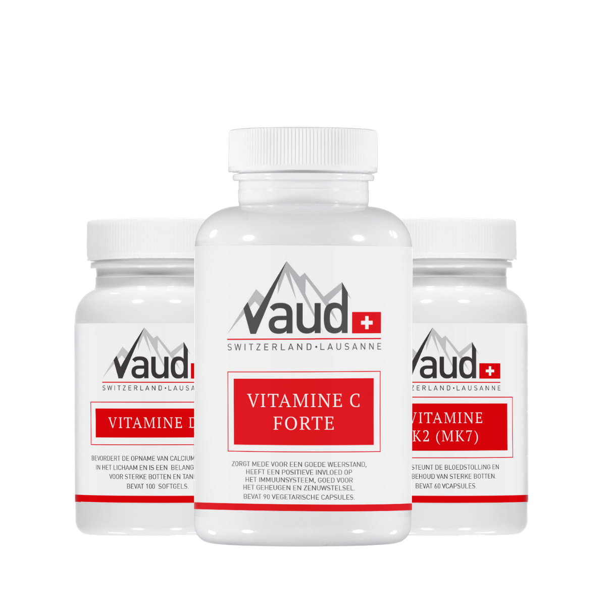 vitamine c vitamine K2 vitamine D3