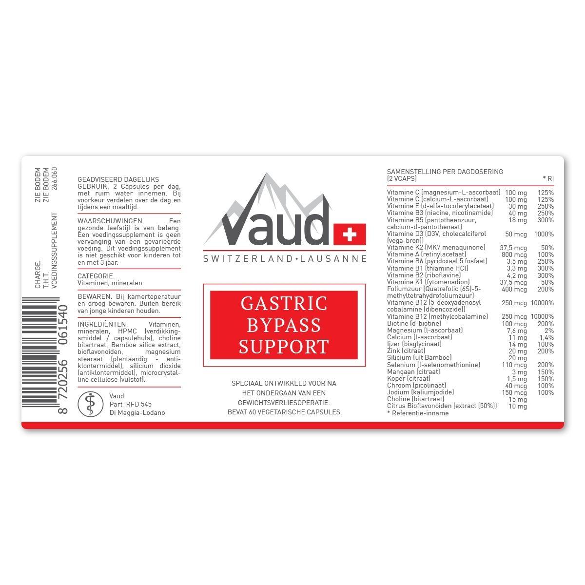 supplement gastric bypass