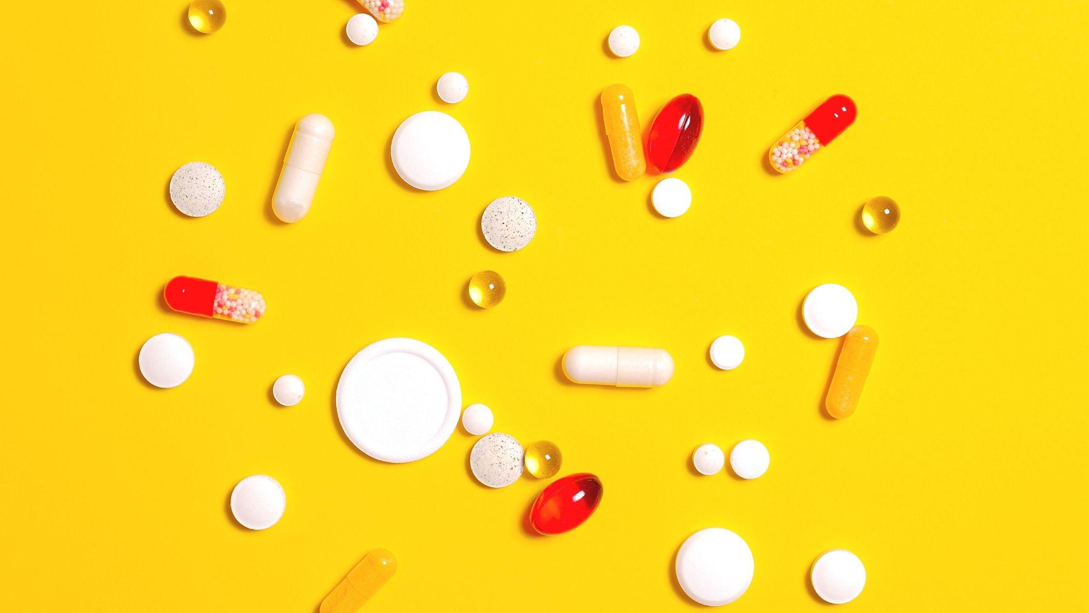 Verschillende vormen vitamine C