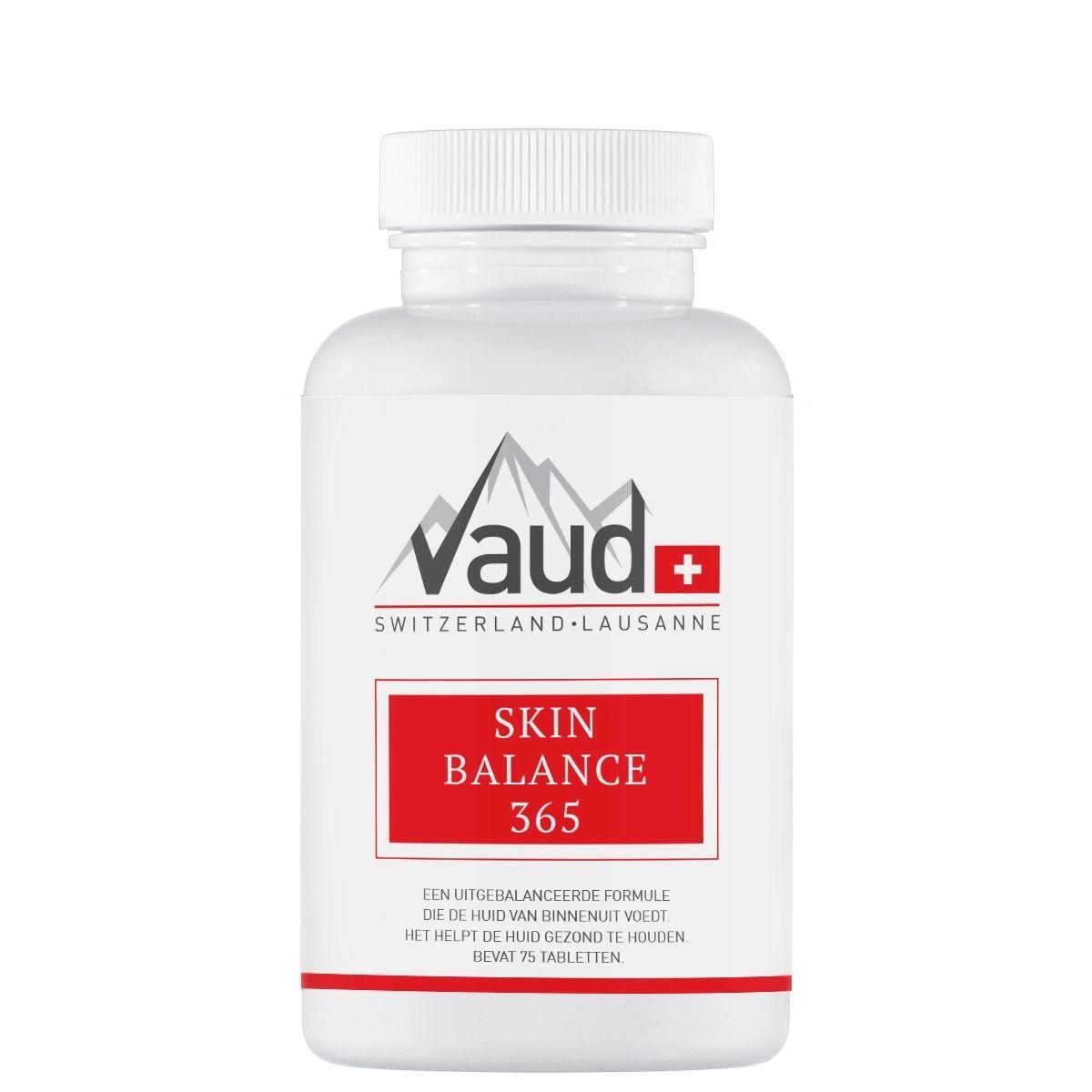 huid vitamines