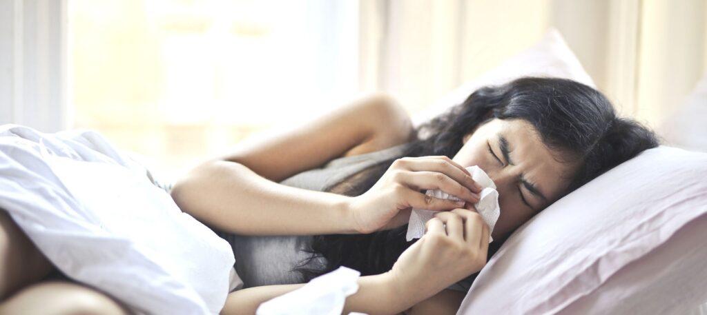 Hoe krijg je de griep tijdens de herfst- en winterperiode?