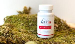 Vitamine D3 Vaud