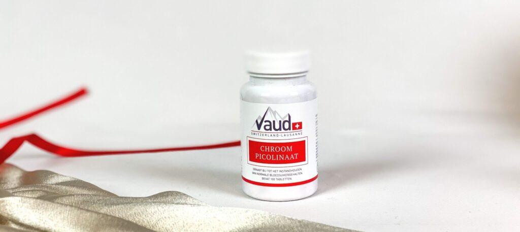 Chroom Picolinaat - supplement bloedsuikerspiegel