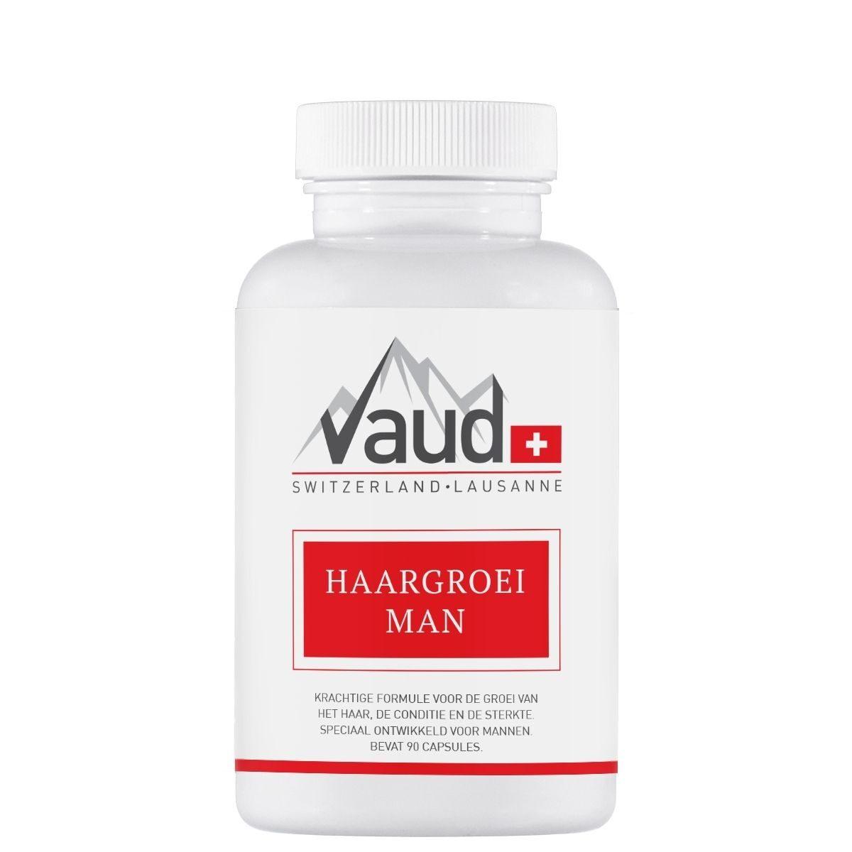 Haargroei-Man