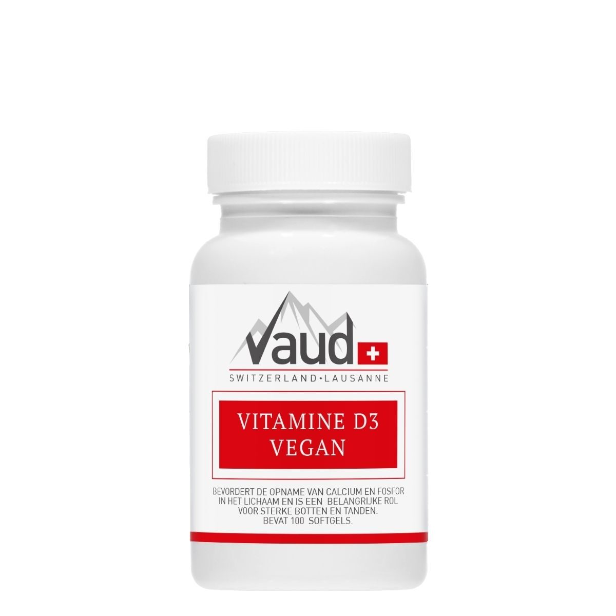 Vitamine D3 Vegan- Vaud