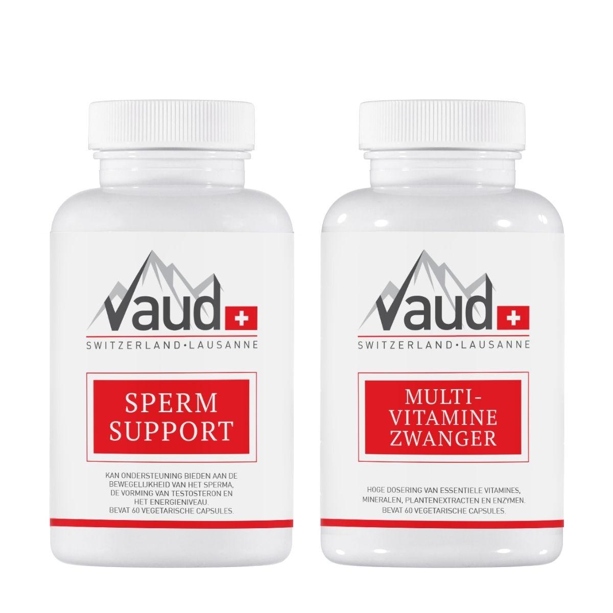 Sperm support multi vitamine zwanger