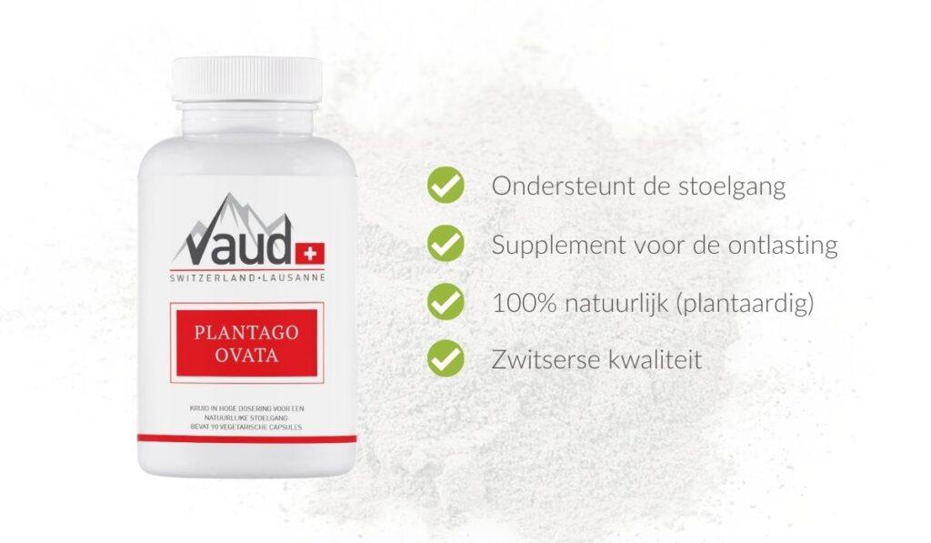 plantago ovata supplement