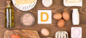 Voeding met vitamine D
