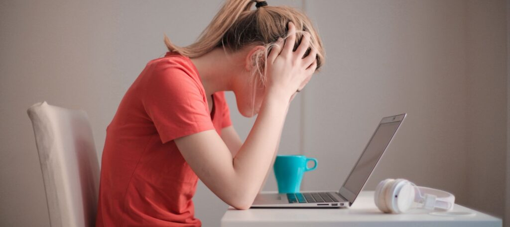 stress symptomen