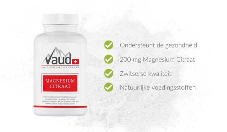magnesium citaat wanneer innemen?