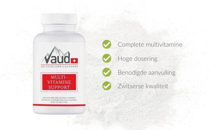 multi vitamine vrouw