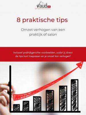 Omzet verhogen van een praktijk of salon (E-book)-2